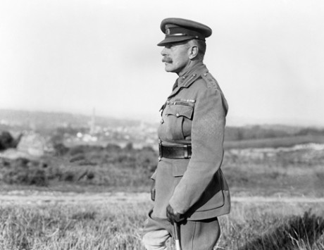 Field Marshal Sir Douglas Haig was Commander-in-Chief of the British Expeditionary Force from December 1915 until the end of the war. He was educated at Clifton College, Bristol. Imperial War Museum/ Centenary Partnership Programme ref Q 3255.